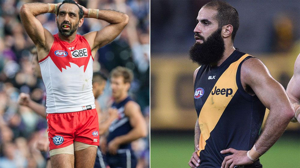 AFL legend Leigh Matthews fears Goodes-like booing of Bachar Houli