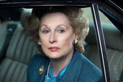 Wearing a fake nose for the role, Meryl Streep reenacted the steely glare and unwavering determination of political icon Margaret Thatcher in the <i>Iron Lady</i> biopic with such believability she was awarded an Oscar in 2011.