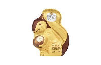Ferrero Rocher Squirrel 90g, $5
