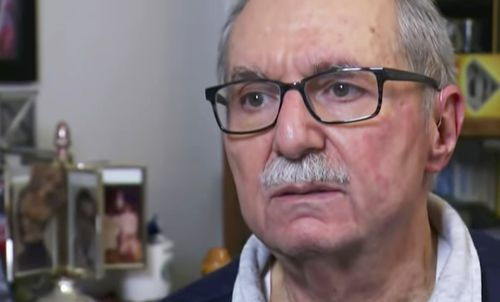 Barry Werber describes how he survived the Pittsburgh synagogue shooting. He and other terrorized worshippers concealed themselves in a supply closet as gunman Robert Bowers stepped over the body of a man he had just shot and killed, entered their darkened hiding spot and looked around.
