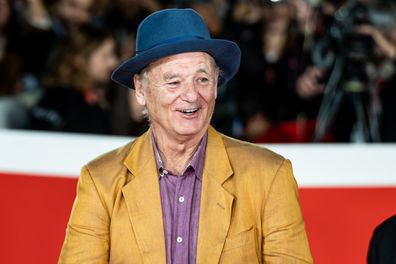 Bill Murray, Rome Film Festival, red carpet