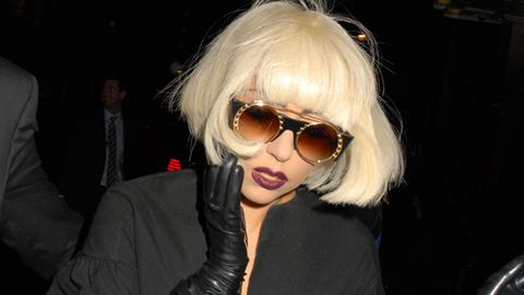 Gaga recruits transsexuals for new video clip