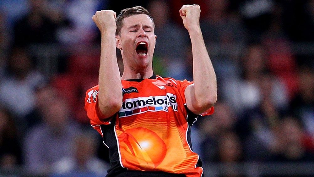 Jason Behrendorff may be a shock inclusion for the Big Bash final. (Getty Images)