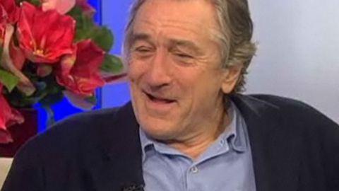 Watch: Robert De Niro admits he was mistaken for a homeless man