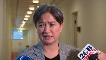 Penny Wong accused of lying about her role in citizenship scandal