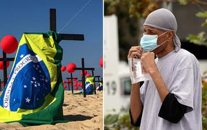 Brazil nears 100,000 COVID-19 deaths, US 'shouldn't' lead WHO reform process