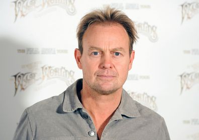 Jason Donovan on tour