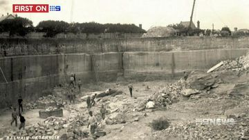 Secret tunnels beneath Sydney revealed