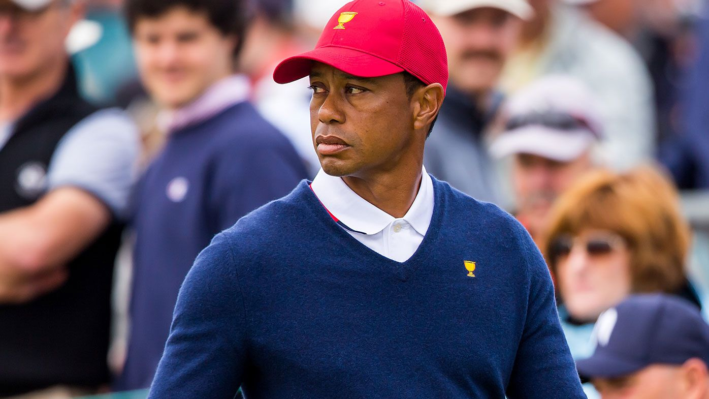 Tiger Woods pleads for Patrick Reed sympathy after 'cheating' scandal