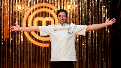 "Andy wins MasterChef: ""I'm over the moon!"""