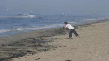 California oil spill USA