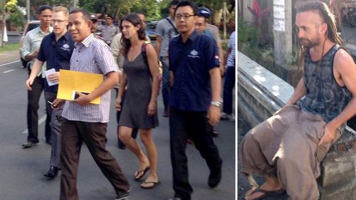 Australian woman arrested over death of Bali cop 'was drunk, doesn't remember the incident'