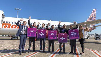 Malindo Air launch Sydney to Kuala Lumpur service