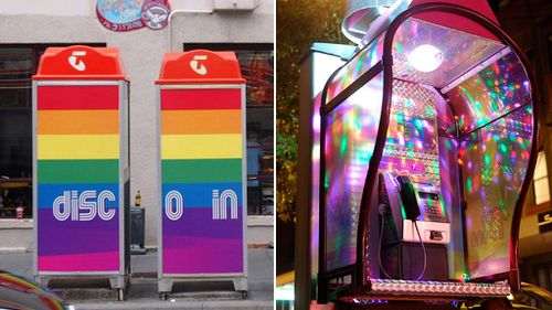 The news is a change of attitude for the company, who last year were an official sponsor for Mardi Gras in Sydney. (City of Newtown/Telstra)