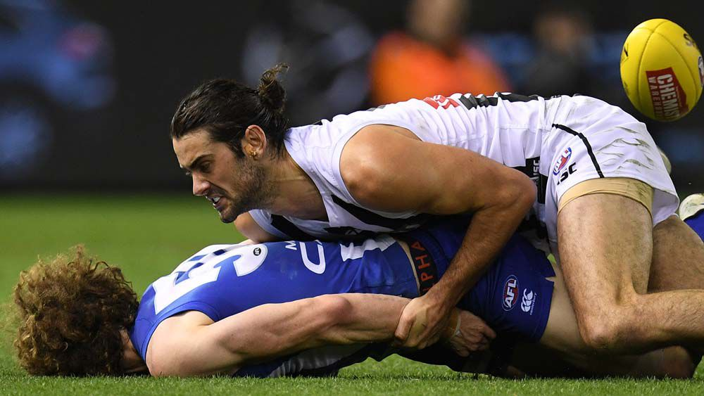 Cats to accept Hawkins' two-game AFL ban