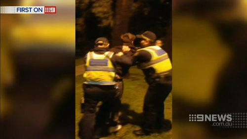 The pair do not dispute they broke the law. (9NEWS)