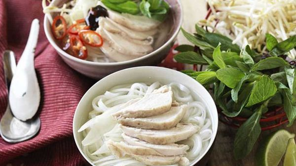 Our easy Vietnamese chicken phở, courtesy of Chang's