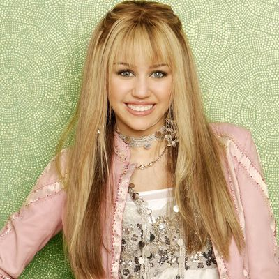Miley Cyrus: Then