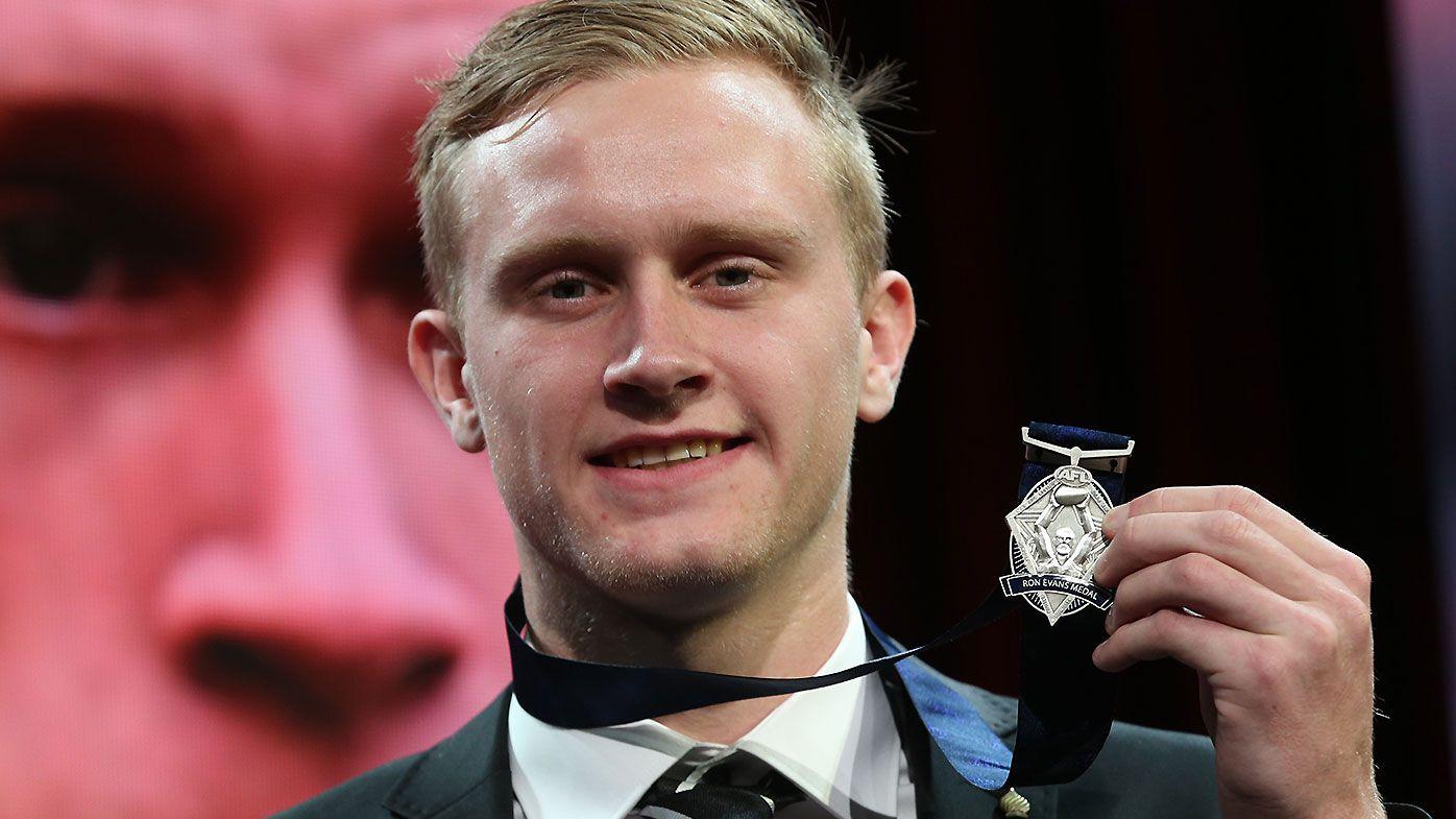 Pies' Stephenson wins AFL Rising Star