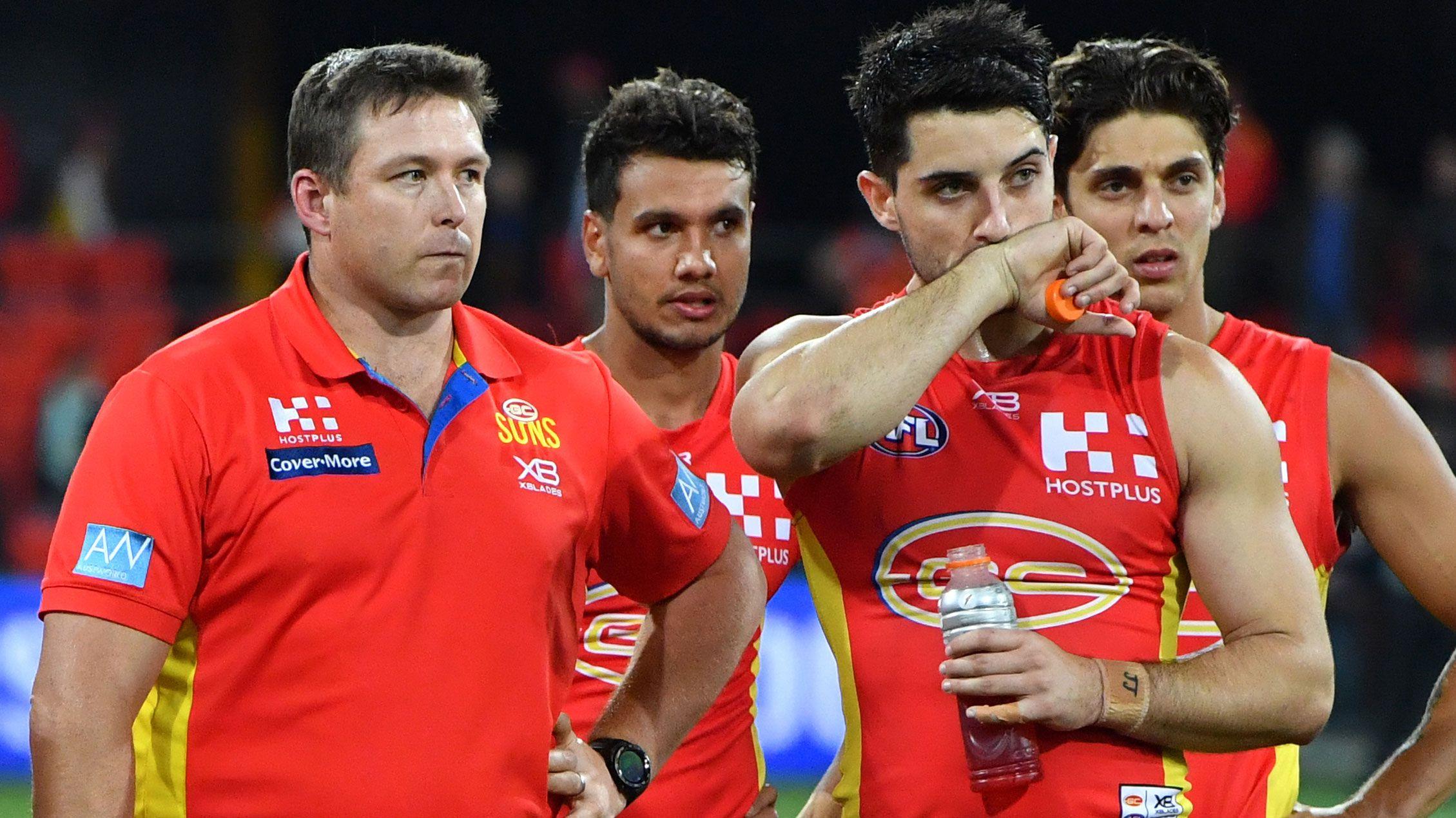 Gold Coast Suns place high price on AFL draft bounty