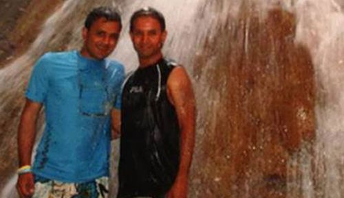 """Mitesh Patel was in a relationship with his """"soulmate"""" Dr Amit Patel, who had emigrated to Sydney and with whom he hoped to bring up his and Jessica's IVF baby after her death."""