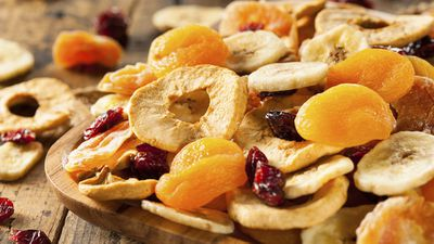 <strong>Swap dried fruit...</strong>