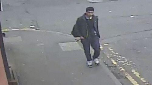 Manchester arena suicide bomber Salman Abedi.