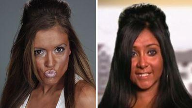 Alyssa Milano, hits back, blackface, accusations, Snooki, Jersey Shore