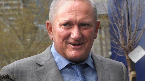 Sport scientist Stephen Dank. (AAP)