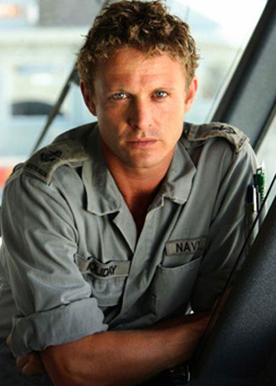 David Lyons as Leading Seaman Josh 'ET' Holiday