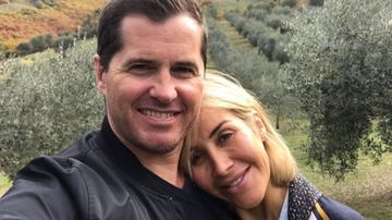 Former escort Samantha X confirms relationship with Seven newsreader Ryan Phelan