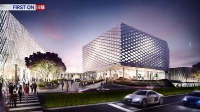 Plans have been lodged for a five-storey, 120 room hotel on top of the new complex. If approved, it will be a major drawcard for tourists to stay on the cusp of the Yarra Valley.