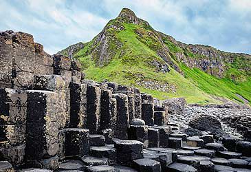 Daily Quiz: Which UK country is home to the Giant's Causeway?