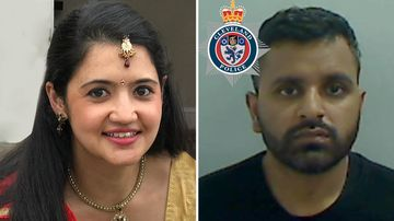 Mitesh Patel convicted wife murder