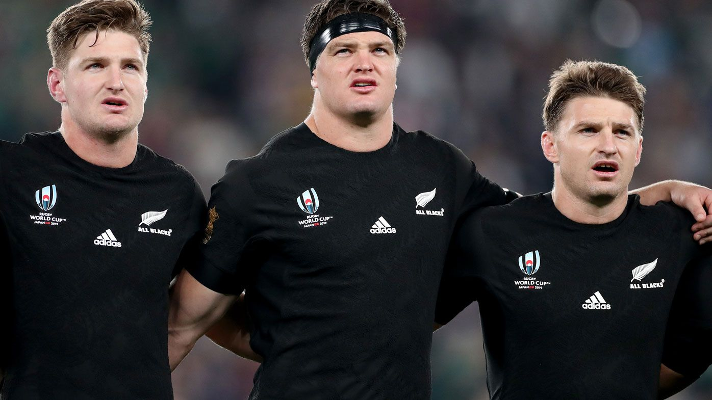 Rugby World Cup: All Blacks spring semi-final surprise ahead of England clash