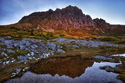 <strong>Cradle Mountain-Lake St. Clair National Park, Tasmania, Australia</strong>