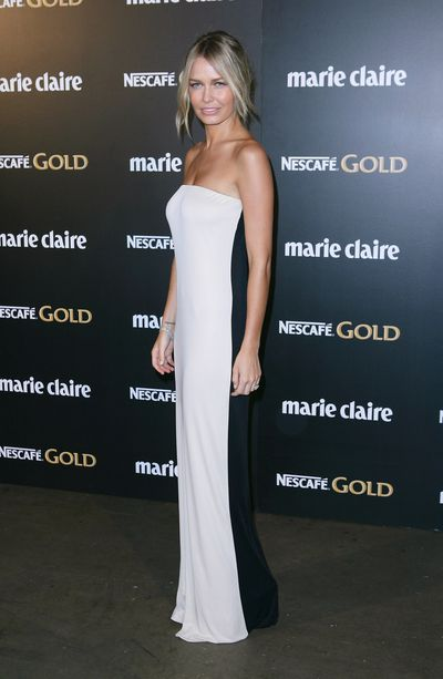 Lara Bingle at the 2009 Prix de Marie Claire Awards in Sydney, April, 2009
