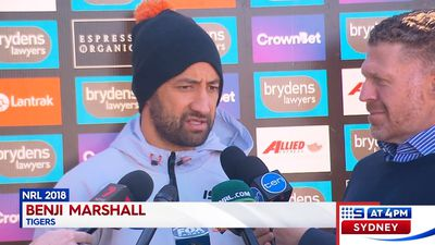 Benji backs happy Farah to play next year
