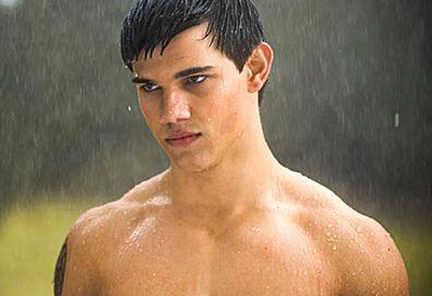 Taylor Lautner in The Twilight Saga: New Moon (Summit)