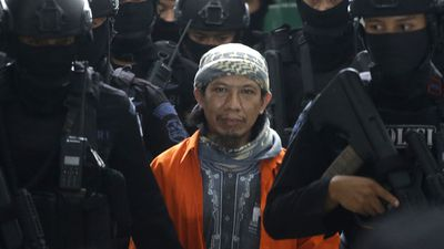 Indonesian cleric sentenced to death