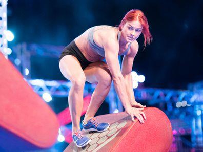Sally Cross Australian Ninja Warrior
