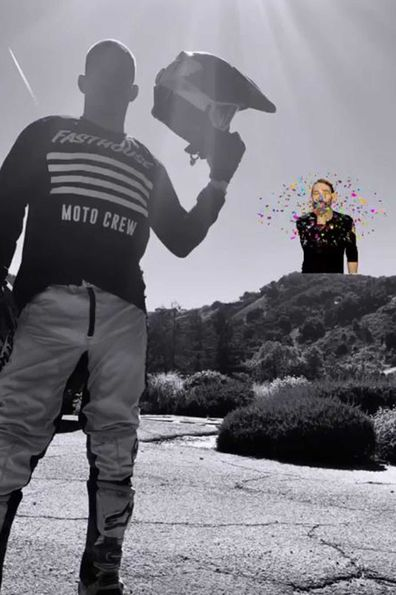 Jessie J wishes Channing Tatum a happy birthday.