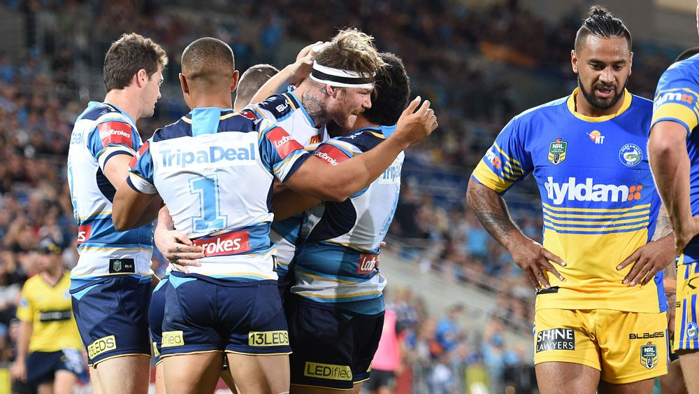Titans zero in on finals after NRL victory