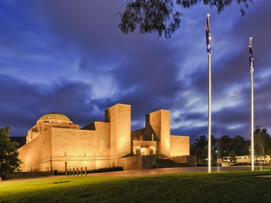 Australian War Memorial, Canberra, ATC