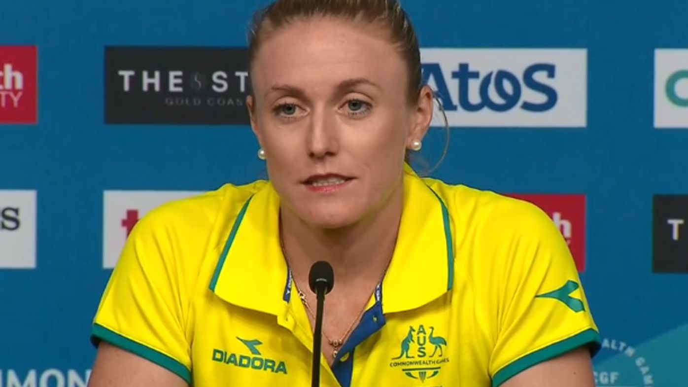 Sally Pearson withdraws from 2018 Commonwealth Games on the Gold Coast