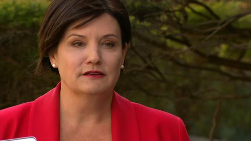 NSW Opposition Leader Jodi McKay.