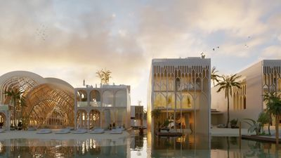 Dubai to build its own floating Venice luxury resort