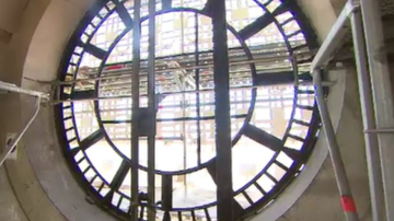 The secrets behind the Flinders Street Station clocks