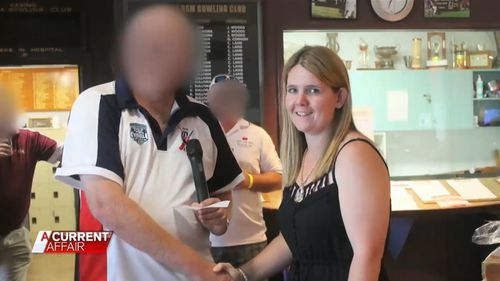 Melissa's community rallied around her, raising money for hospital treatment. But it was all a lie. (A Current Affair)