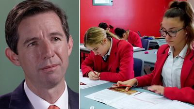 Education minister admits need for 'change' amid NAPLAN outcry